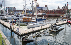 Przypłyną żeglarze z całej Europy i zobaczą wrak w Motławie