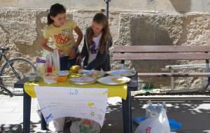 Dziecięcy Pchli Targ i lekcje przedsiębiorczości dla nastolatków