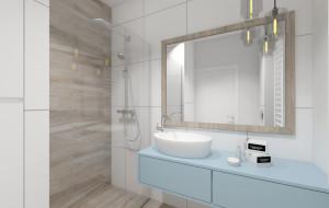 Urządzamy małą łazienkę z kabiną prysznicową