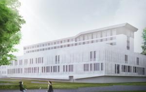 Wybudują nowoczesny blok operacyjny. Inwestycja w szpitalu za Zaspie za 83 mln zł