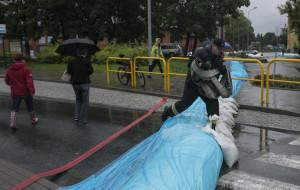Czwartkowe zagrożenie powodziowe w Trójmieście