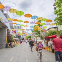 Streets of Spain. Hiszpańska fiesta w centrum Sopotu