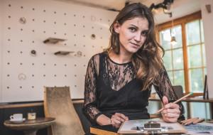 Agnieszka Adamiak o kreatywności: inspiruje mnie obserwowanie codzienności