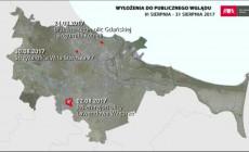 Nowe plany zagospodarowania: Lawendowe Wzgórza, Brzeźno, teren byłego ogrodnictwa Okaz