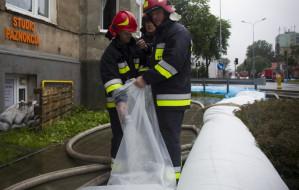 Czym trójmiejscy strażacy walczą z wielką wodą?