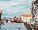 Jak zmieniło się centrum Gdańska w ciągu roku