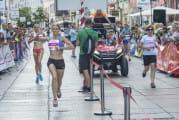 Wicemistrzyni lepsza od mistrzyni na 5 km