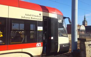 Nazistowski naukowiec usunięty z grona patronów gdańskich tramwajów