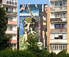 "Mural ""Memling w pikselach"" gotowy"