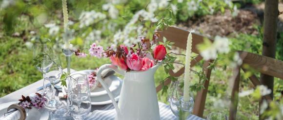 Przyjęcie w ogrodzie. Na co zwrócić uwagę?