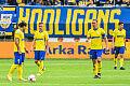 Trenerzy po meczu żółto-niebieskich z Pogonią