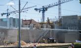 Pracownik spadł z rusztowania w Forum Gdańsk