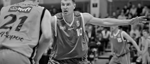 Zmarł koszykarz Adam Wójcik