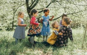 Leśne przedszkola drugi rok w Trójmieście. Jak działają?