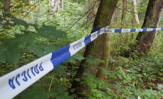 Policja szuka ciała Iwony Wieczorek w Parku Reagana