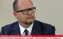Prezydent Gdańska przed komisją Amber Gold