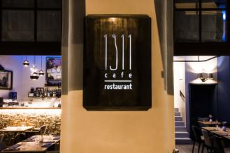 1911 Cafe & Restaurant. Kameralne miejsce z autorską kuchnią w Sopocie