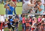 Zachęć dzieci do uprawiania sportu