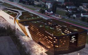 Tak ma wyglądać oceanarium w Gdańsku