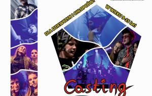 Casting do grupy musicalowej Stowarzyszenia Teatralnego Ingenium