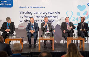 Systemy informacyjne usprawnią opiekę medyczną. Eksperci spotkali się w Gdańsku