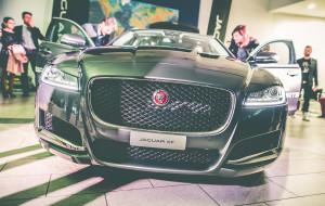Dealer Jaguara zaprezentował nowe kombi