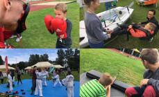 Dzieci przymierzyły się do sportu w 46 dyscyplinach