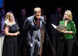 """Pierwsza taka gala w historii. """"Twój Vincent"""" oficjalnie otworzył festiwal w Gdyni"""