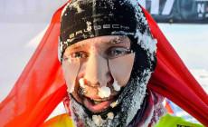 Gdynianin chce pobiec na Antarktydzie