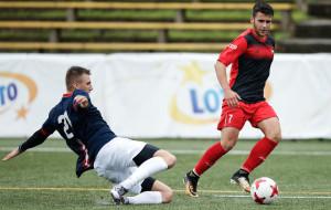 Gra dwanaście drużyn z Trójmiasta, dochodzi IV i V liga