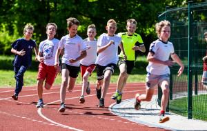McOlimpiada w lekkoatletyce dla szkół podstawowych