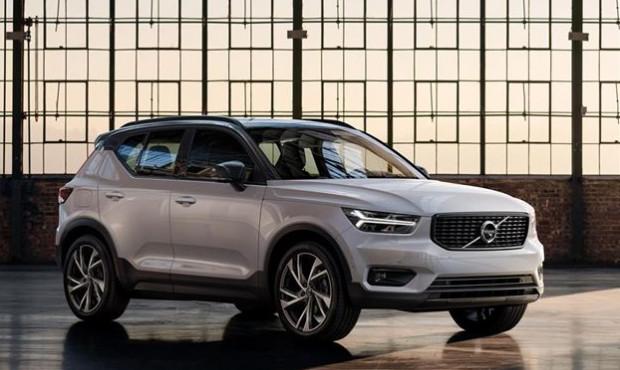 Volvo pokazało zupełnie nowego SUV-a