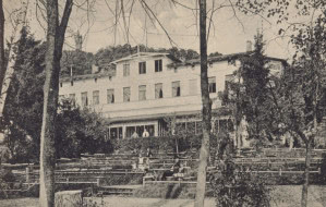 Historia dawnego hotelu pod Pachołkiem