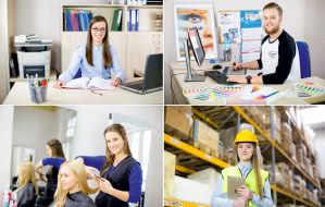 Fryzjer, logistyk czy specjalista ds. rachunkowości? Wybierz bezpłatny kurs zawodowy dla siebie