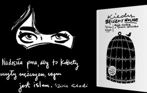 Gdańska artystka zilustrowała książkę irańskiej noblistki
