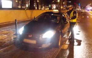 Policja skontrolowała sopockie taksówki. Sporo mandatów