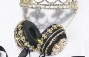 Tiara czy korona? Nietypowe słuchawki deluxe