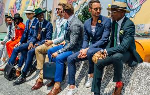 Elegancja męskim okiem: sportowa klasyka