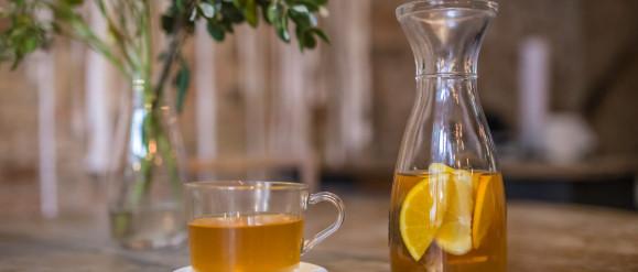 Herbaty, napary i zioła. Jesienne propozycje na odporność i rozgrzanie