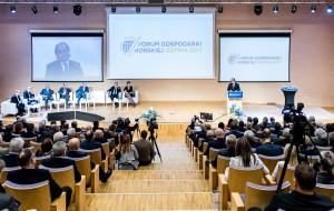 Forum Gospodarki Morskiej już po raz kolejny w Gdyni