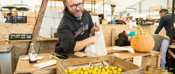 Otwarcie Bazaru Natury w Garnizonie