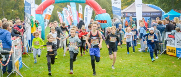 Prawie 500 biegaczy w Sopockiej Jesieni