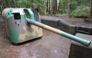 Baterie armat w Redłowie odrestaurowane