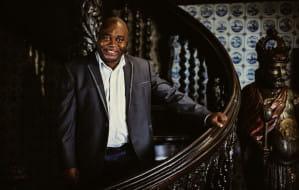 Larry Okey Ugwu o 25 latach działalności NCK