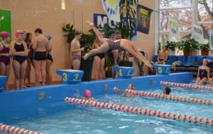 Pierwszy pływacki Memoriał Pawińskiego