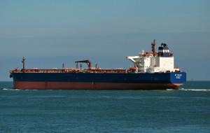 Pierwszy ładunek ropy naftowej z USA płynie do Gdańska