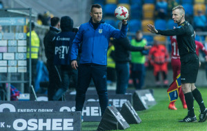 Leszek Ojrzyński: Remisu nie biorę w ciemno