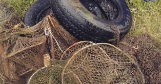 Rybacy wyłowili sto ton odpadów z Bałtyku