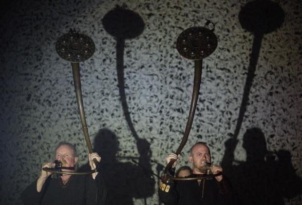 Skandynawski folk w teatrze. Relacja z koncertu Wardruny