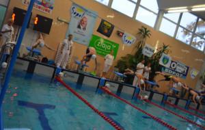 Ku czci Andrzeja Pawińskiego na dystansach 100 i 400 m